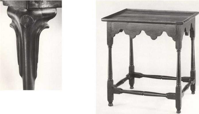 An Early Williamsburg Furniture Group