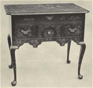 Boston Japanned Furniture