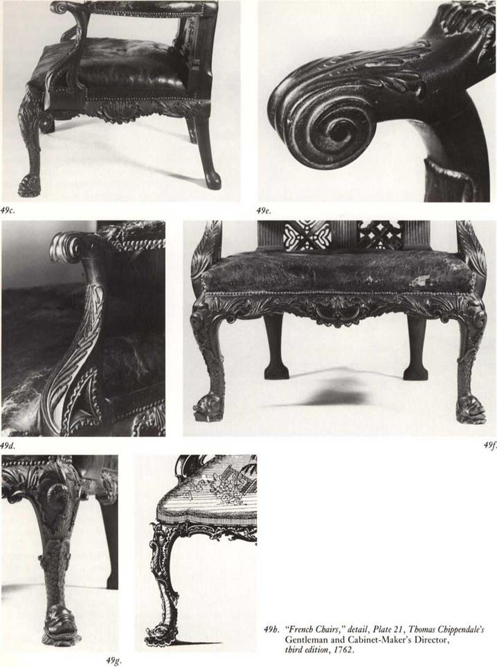 Furniture Attributed to Buck trout