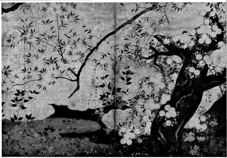 Shoin-Zukuri Gardens and Kano-School Wall Paintings