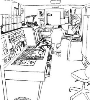 Small Engine Control Rooms