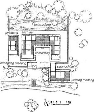 Twitmadang (Rear Garden)—A Private Exterior Space