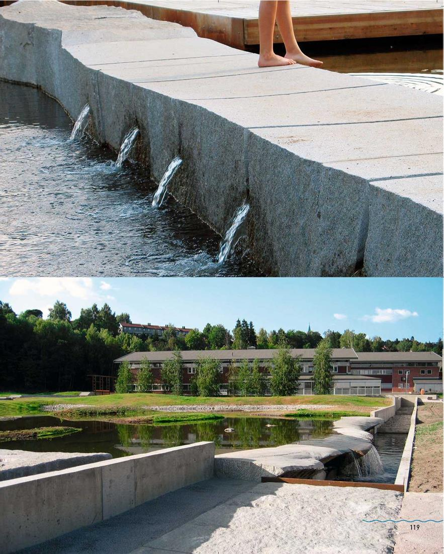 Daylighting of Alna River in Holalokka, Oslo