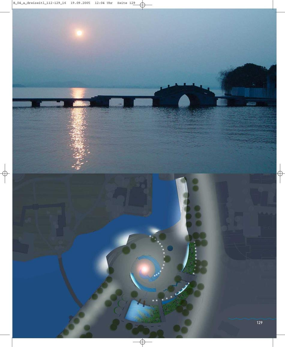 The Pearl of Hangzhou water garden, Hangzhou