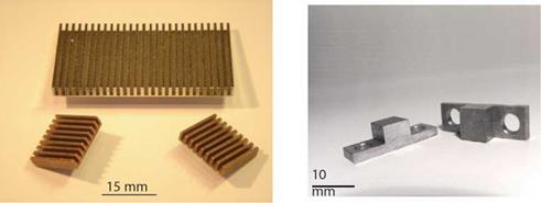 Potential applications of Cu/C composites