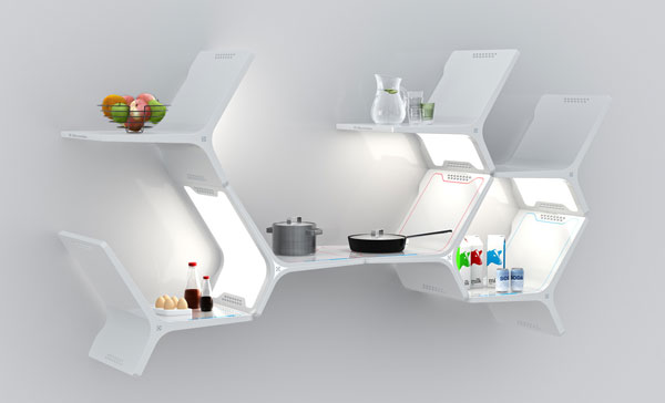Modern Kitchen, Technologies And Design Of Kitchen Of The Future. Stephano  Martsanos Interview