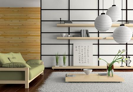 Tendencies in interior design, a decor and a furniture choice in brand new 2012