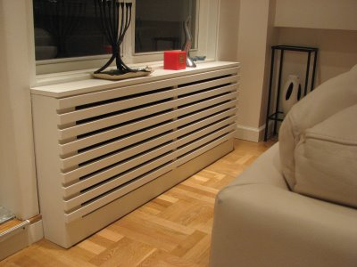 Radiator: inevitable koryavost or ornament of an interior
