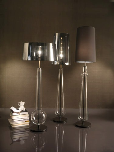 Floor lamps of PENTA Light