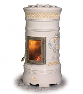 Not fireplace uniform. Italian wood furnaces