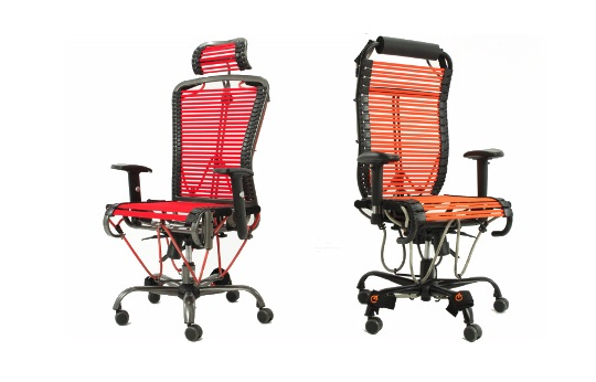Office rocking-chair