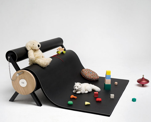 Temporary carpet for kids and adults