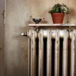 Radiator: inevitable koryavost or ornament of an interior