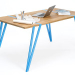 Easy computer table