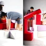 Modular furniture: the most usual approach