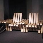 Harmonious bench