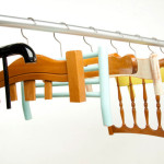 Hangers from old furniture