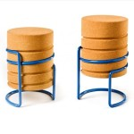Spiral stool; new look