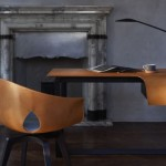 Stylish office furniture from Roberto Lazzeroni
