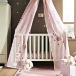 Nursery for newborns. Examples of interiors with a photo