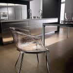 Italian glass furniture